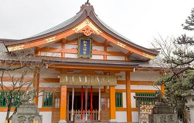 福岡県 紅葉八幡宮(もみじはちまんぐう)